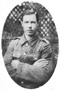 George Edward Healey - one of the fallen.