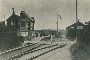 The Great Northern Railway, Thurlby