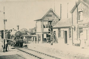 The Great Northern Railway, Thurlby C1903