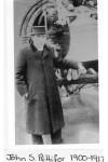 John S Pettifor 1900-1917